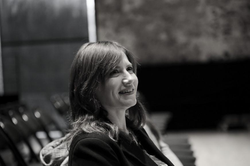 Lucia Ronchetti: Paris, 2017
