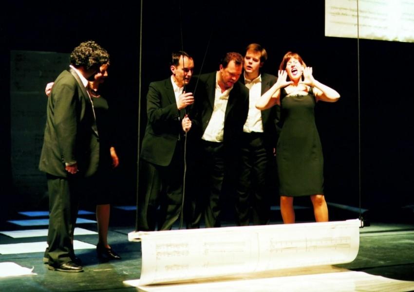 Lucia Ronchetti: Anatra al sal