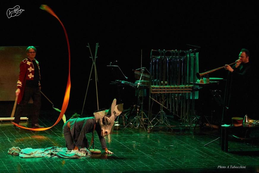 Lucia Ronchetti: Le avventure di Pinocchio