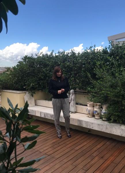 Lucia Ronchetti: Roma, 2020