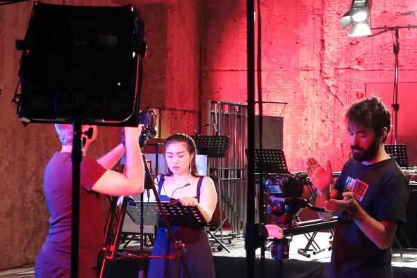Lucia Ronchetti: The Film-Opera Rivale won the award for best music at the Arte Non Stop Festival di Buenos Aires