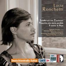 Lucia Ronchetti Works: Lucia Ronchetti Portrait