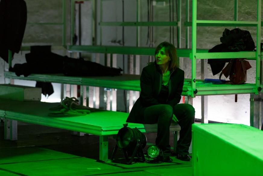 Lucia Ronchetti: Berlin, 2014 © Stefano Corso