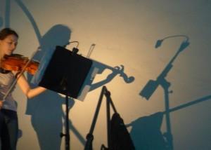Lucia Ronchetti: Meines Wartens